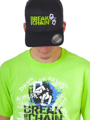 Break the Chain Flex Fit Hat