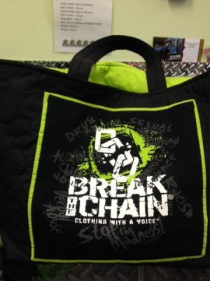 Break the Chain Bag