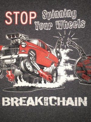 Stop Spinning Your Wheels